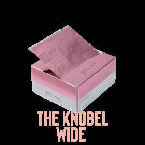 """Foil Me THE KNOBEL WIDE (PRE-CUT FOIL - 500 SHEETS - 6"""" X 10.75"""")"""