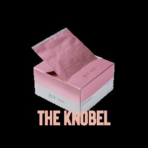 """Foil Me THE KNOBEL (PRE-CUT FOIL - 500 SHEETS - 5"""" X 10.75"""")"""