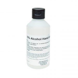 How High 70% Gel Hand Sanitiser - 250ml Pack of 10